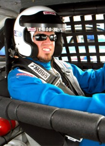 Employee of the Year award - Richard Petty Driving Experience