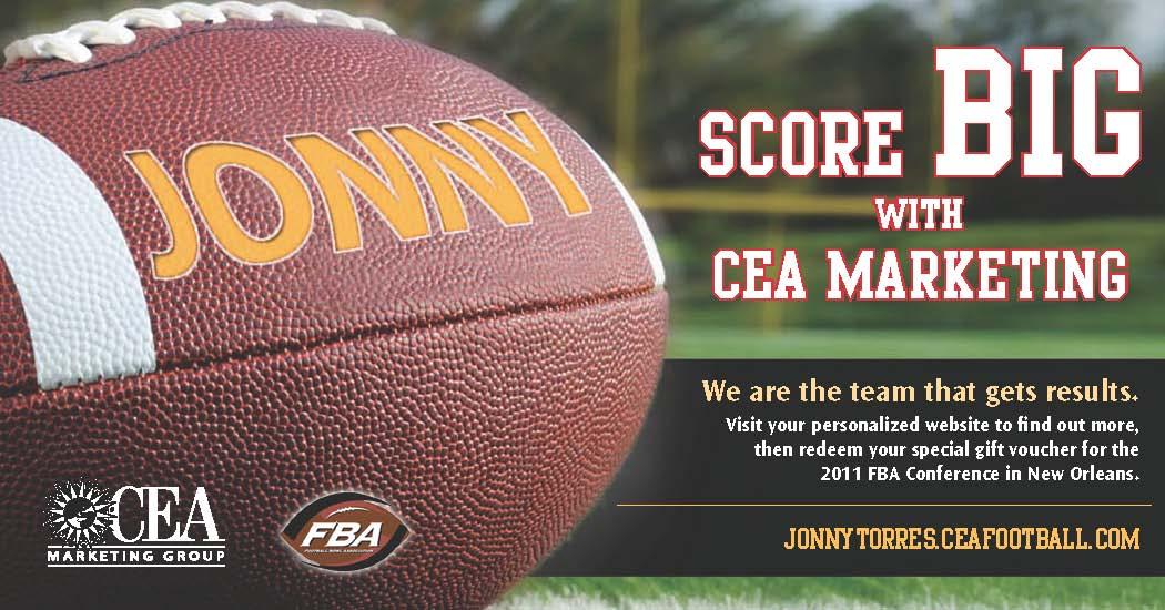 CEA Marketing Self Promo